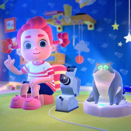 Lantern VR, Волшебный фонарь VR
