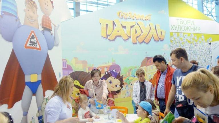 Детский фестиваль Мультимир в Москве