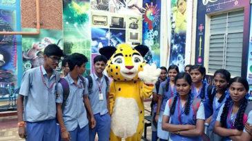 Ченнай Индия Russan Animation Festival