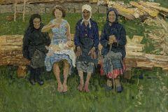 «Четыре женщины», братья Ткачевы