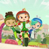 Кадр из анимационного сериала «Сказочный Патруль» Cyber Sousa