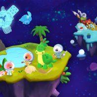 Игра для смартфонов Мимимишки в космосеИгра для смартфонов Мимимишки в космосе