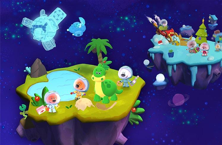 Скачать игру Ми-ми-мишки Планета творчества …