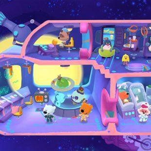 Игра для смартфонов Мимимишки в космосе