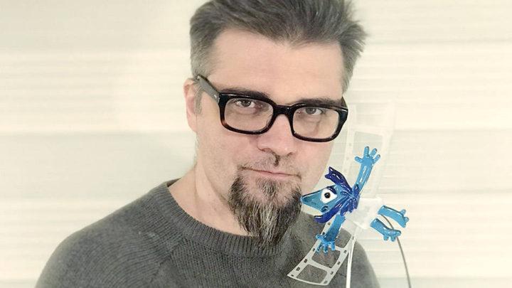 Евгений Головин получил премию «Икар» как лучший продюсер мультфильмов