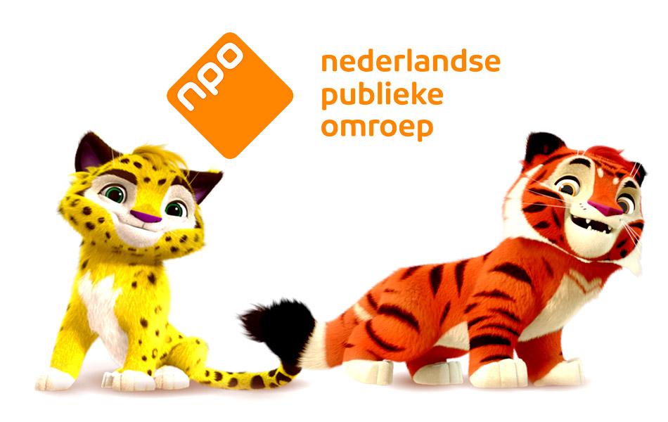 Сериал «Лео и Тиг» увидят все 17 миллионов жителей Нидерландов
