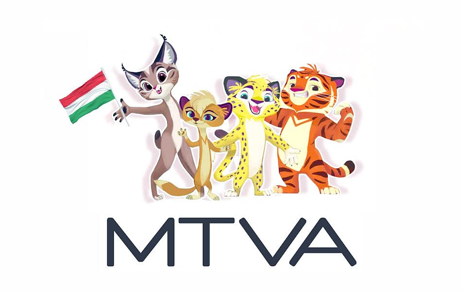Мультсериал «Лео и Тиг» увидят зрители Венгрии в сети MTVA
