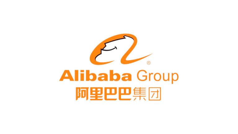 Alibaba Group логотип