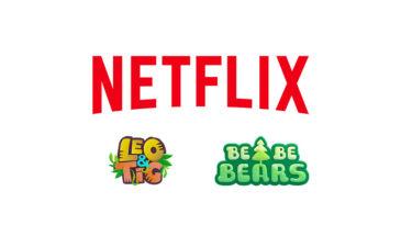 «Ми-ми-мишки» и«Лео иТиг» захватывают мир • Netflix