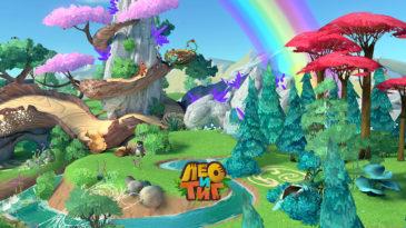 Игра «Лео и Тиг: Таёжная Сказка» набирает популярность в России и в США