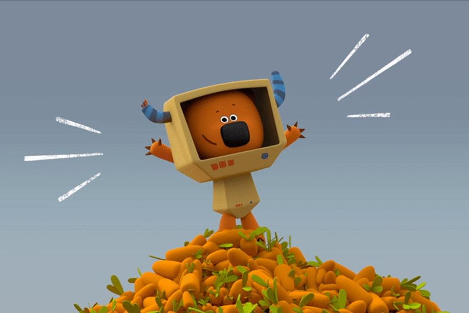 12 принципов анимации на примере мультфильма «Ми-ми-мишки»