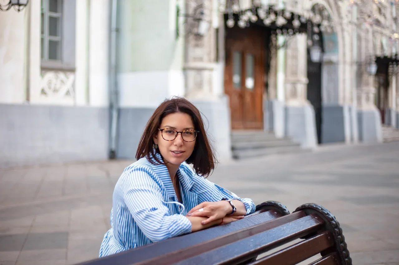 Анна Резникова, психолог, окрт-терапевт, детский игровой терапевт, консультант проекта «Осинки –Апельсинки»
