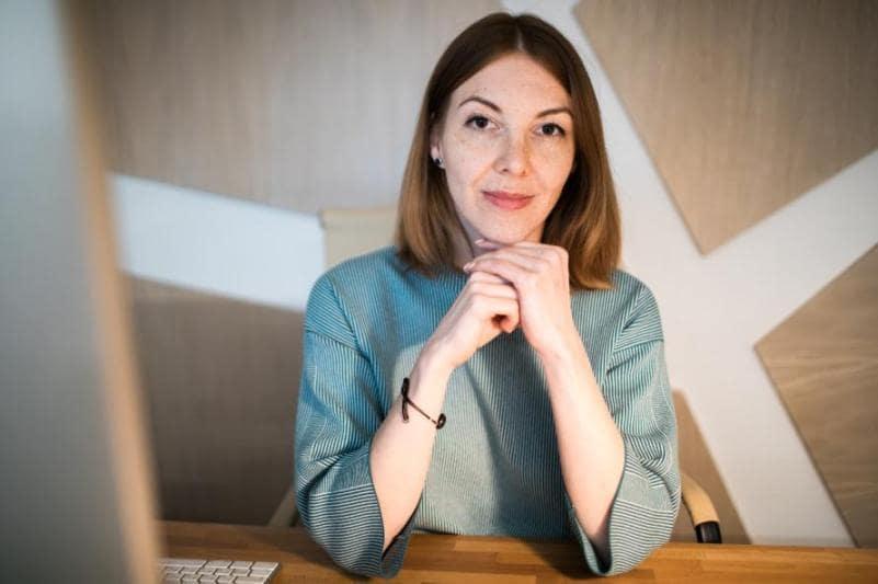 Мари Льида, продюсер международных проектов студии «Паровоз»