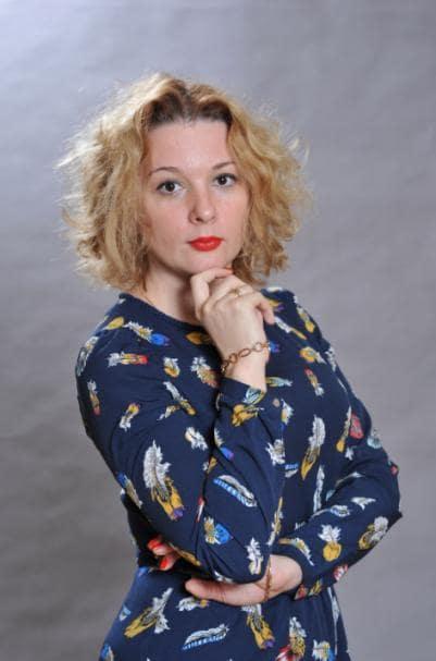 Надежда Бурмистрова, учитель высшей категории английского языка ГБОУ школы №1862
