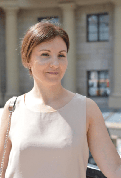 Анастасия Гиршович, детский психолог, нейропсихолог, песочный терапевт