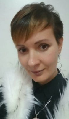 Дарья Фрейдинова, гештальт-терапевт