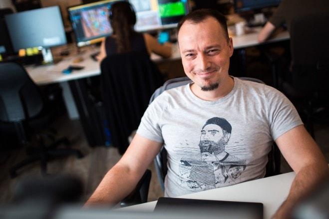 Александр Тархов, ведущий риггер полнометражного анимационного фильма «Кощей. Настоящая история»