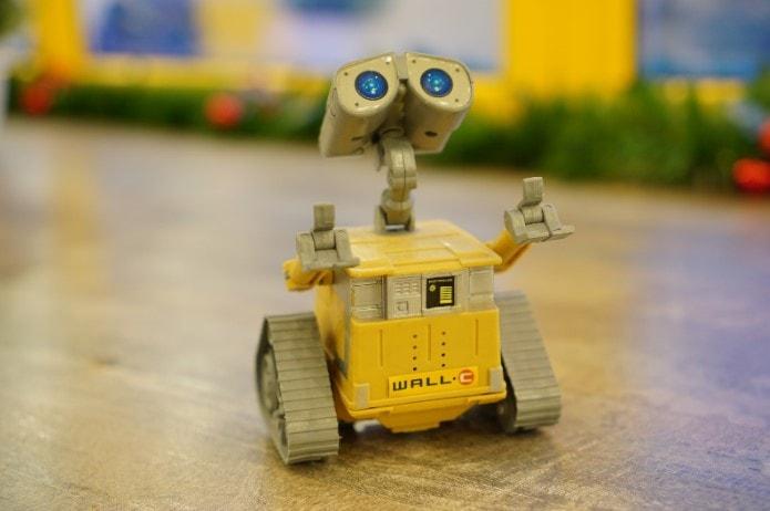Человечный робот