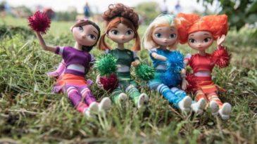 Куклы от«Сказочного патруля» вошли впятерку самых популярных франшиз