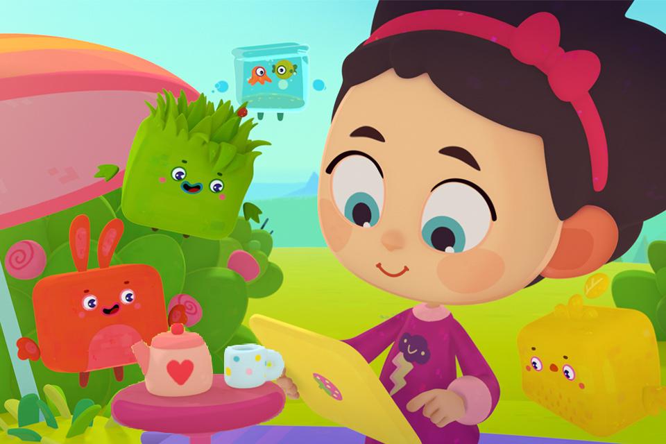 Отвечаем навопросы подписчиков: Можноли смотреть мультфильмы вовремя еды?