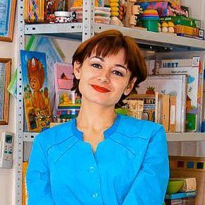 Клинический нейропсихолог Виктория Жилкина