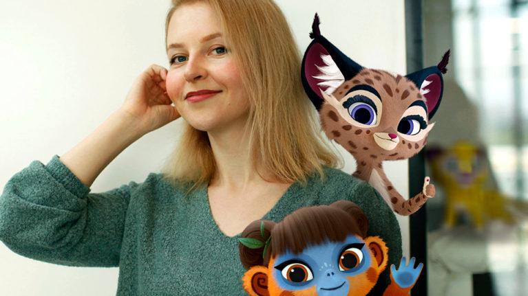 Как создаются текстуры персонажей