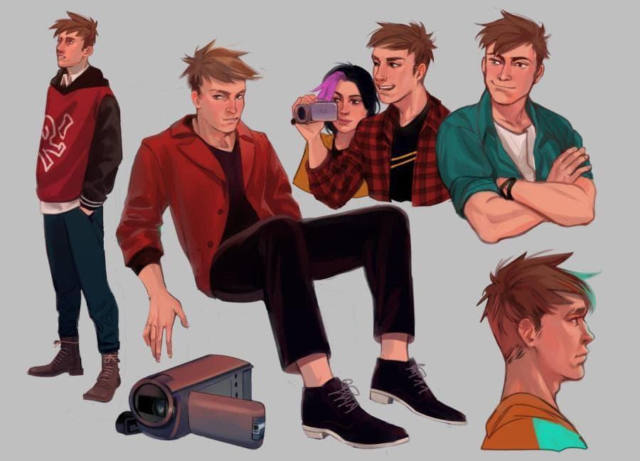 Мощный Арт, классно нарисованный. Мне очень понравились эмоции персонажей наэтом изображении.