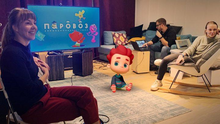 Обсуждаем мультфильмы ванимационном клубе «Паровоза»