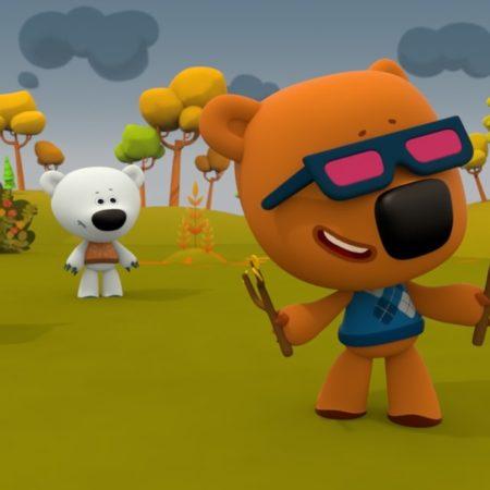 Веселые детские мультфильмы для уставших взрослых в промозглые осенние дни