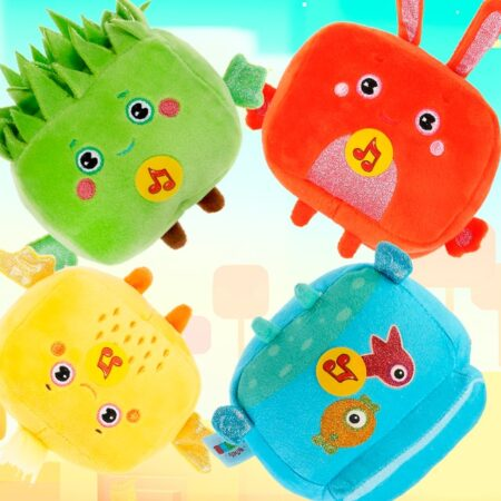 Игрушки «Четверо вкубе» появились впродаже винтернет-магазинах