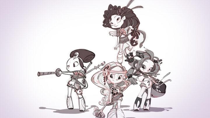 10правил работы над дизайном анимационного персонажа