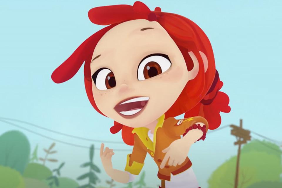 Как ввести всюжет главного героя мультфильма?