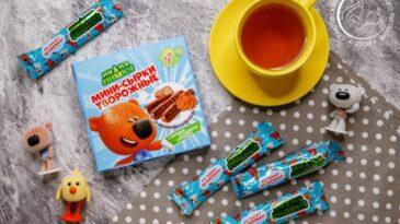 Новая линейка творожных десертов под брендом «Ми-ми-мишки»