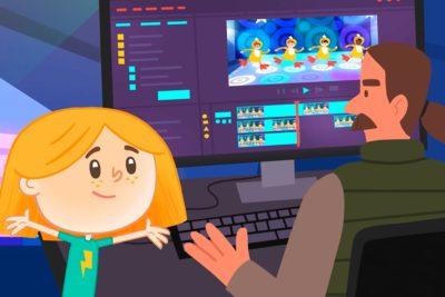 Анимация. Контекст: главное из мира анимации в августе