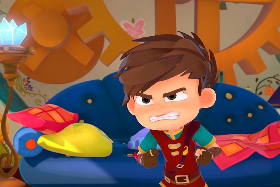 «Кнопка вызова берсерка», или Модификаторы образа героя мультфильма