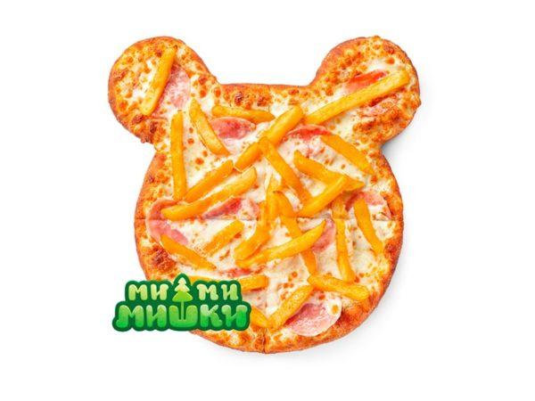 Пицца от Тучки и Кеши