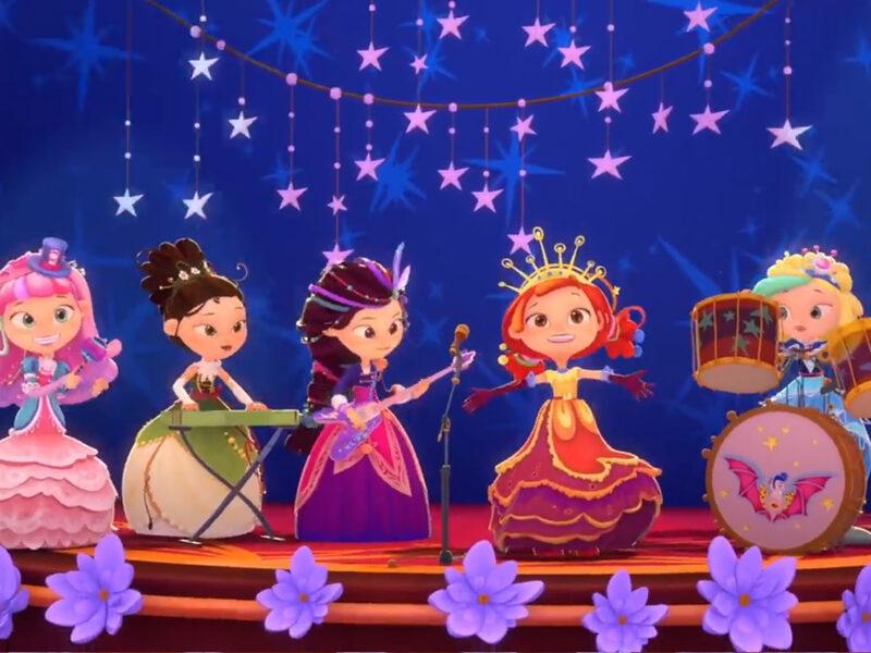 Главной детской песней объявлена «Сказка»
