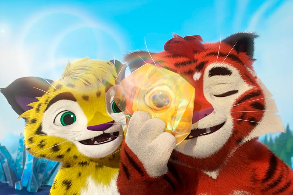 Второй сезон «Лео и Тига» покажут в Италии и Швейцарии